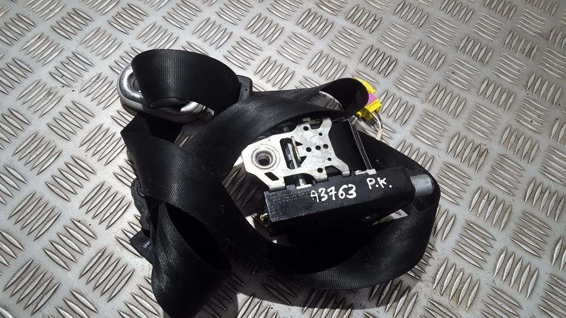 Ремень безопасности - передний левый 2k0857805e 34044285 Volkswagen CADDY 2014 2.0