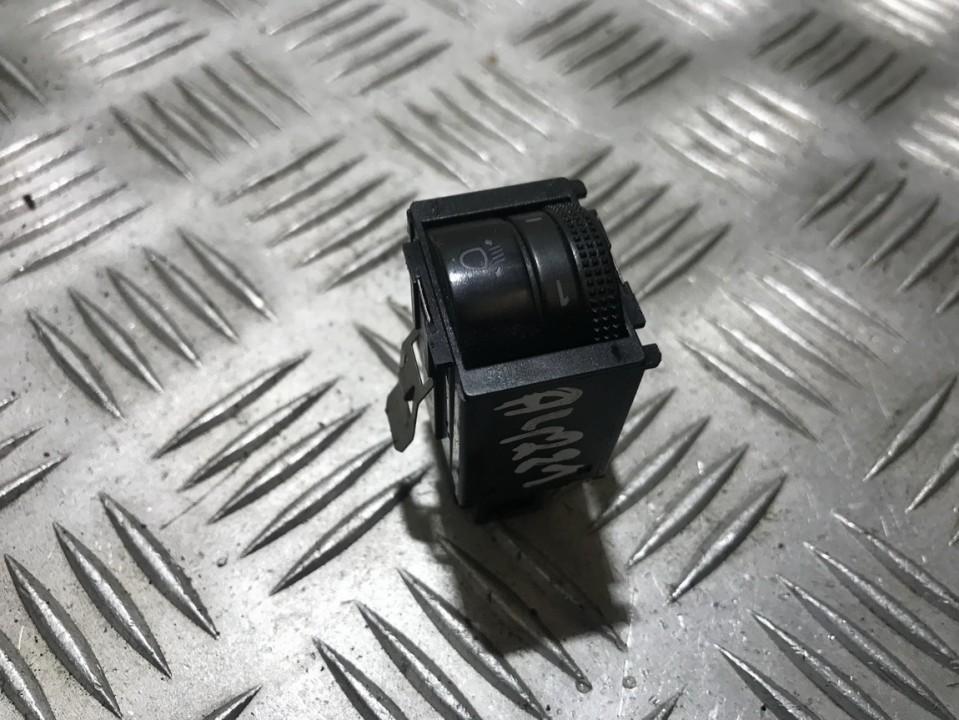Zibintu aukscio reguliatoriaus mygtukas 1u0941333c used Skoda OCTAVIA 2005 1.9