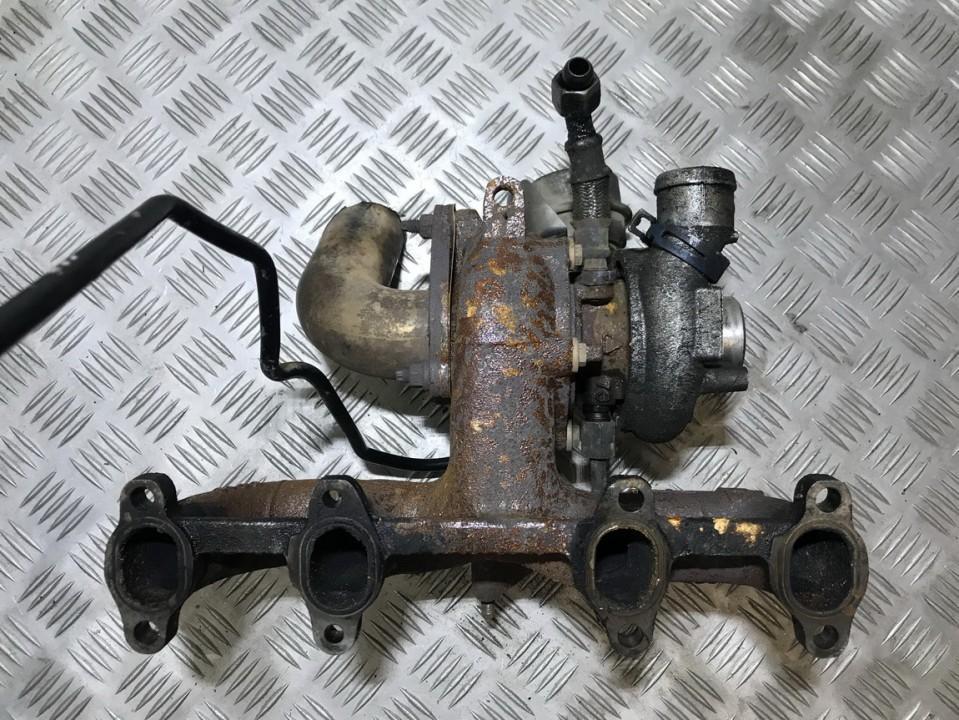 Turbina bv39a0017 bv39a-0017, 13183008ad, 54399880017 Volkswagen BORA 2001 1.9