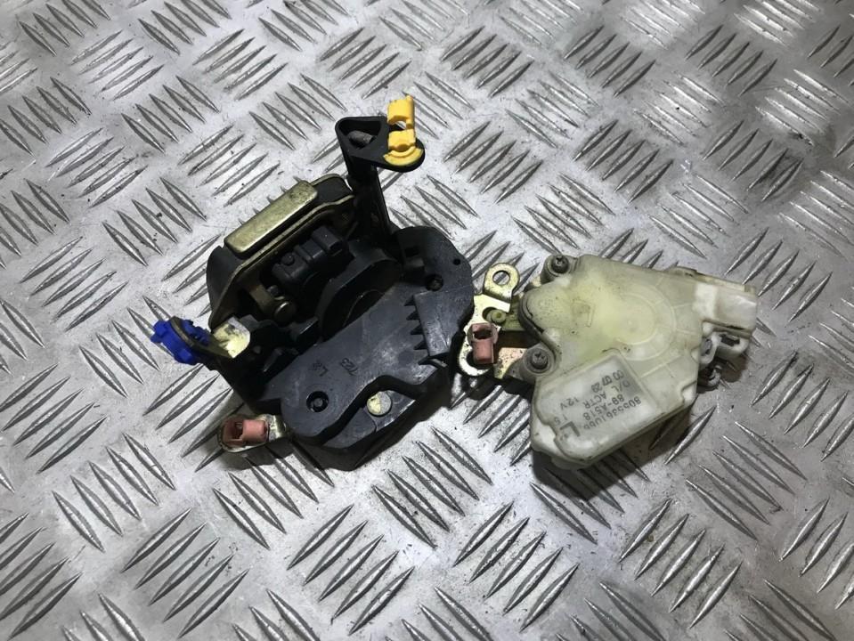 Door Lock Mechanism - front left side 8055361u66 89-a518 Nissan ALMERA TINO 2002 2.2