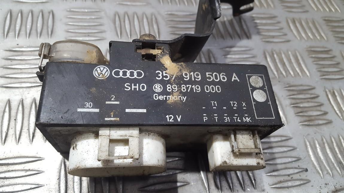 Ventiliatoriaus valdymo rele 357919506A 898719000 Volkswagen GOLF 1996 1.9