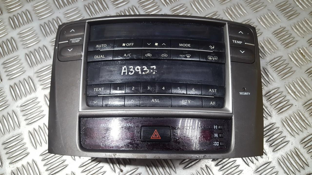Peciuko valdymas 758950 USED Lexus IS - CLASS 2006 2.2