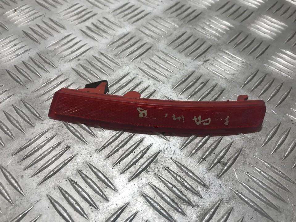 Bumper Cover Reflector Rear Left 46778631sx used Alfa-Romeo 147 2001 1.6