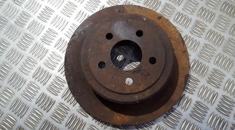 Galinis stabdziu diskas used used Chrysler VOYAGER 1999 3.3