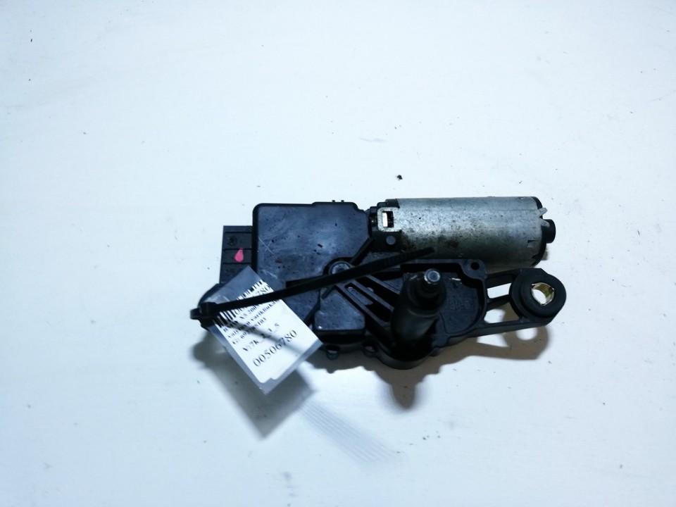 Galinio lango valytuvu varikliukas 692785103 6927851-03, 24027228, 139182851 BMW X5 2004 3.0