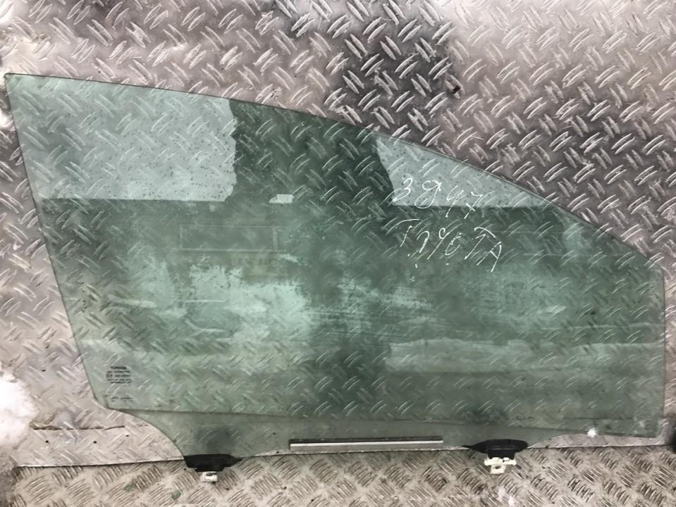Duru stiklas P.D. used used Toyota AURIS 2008 2.0
