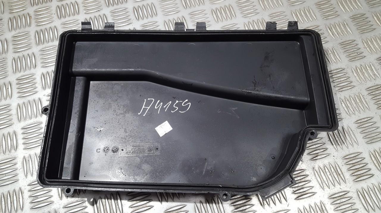 Baterijos - akumuliatoriaus dangtelis 12907525673 12.907525673, 1290-7525673 BMW X5 2005 3.0