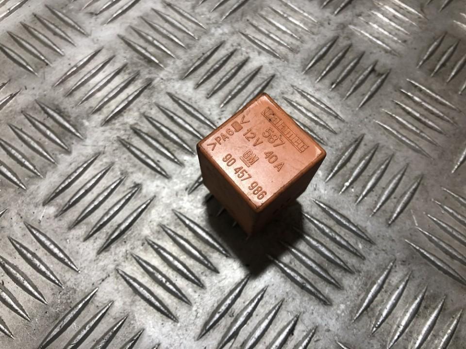 Блок электронный 90457986 used Opel TIGRA 1995 1.6