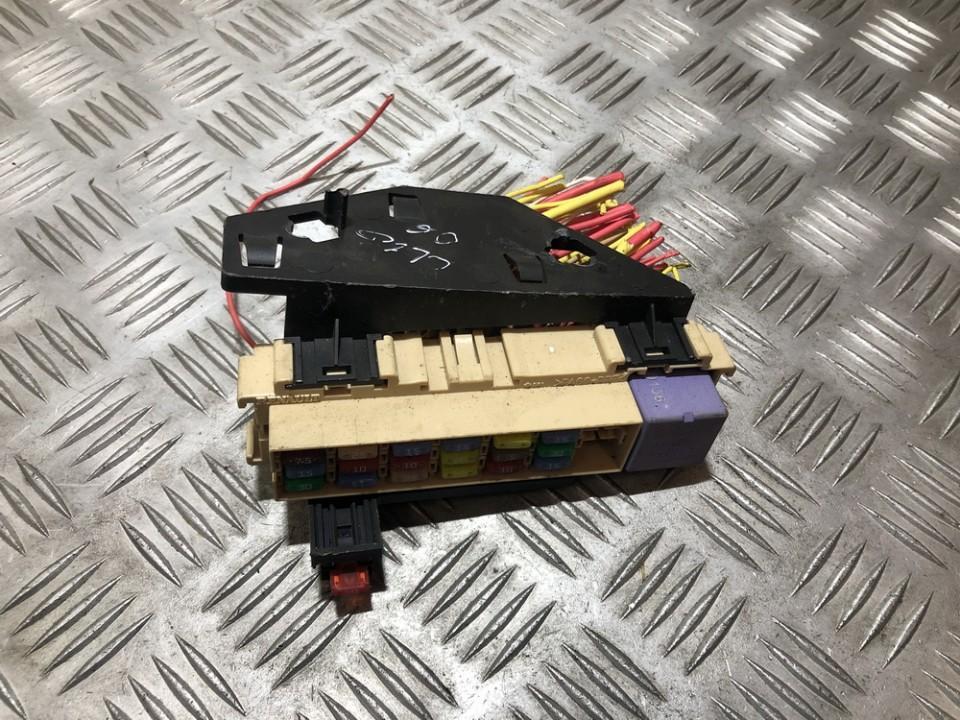 RENAULT CLIO III (BR0/1, CR0/1) Saugiklių dėžė 8200418724 4709315