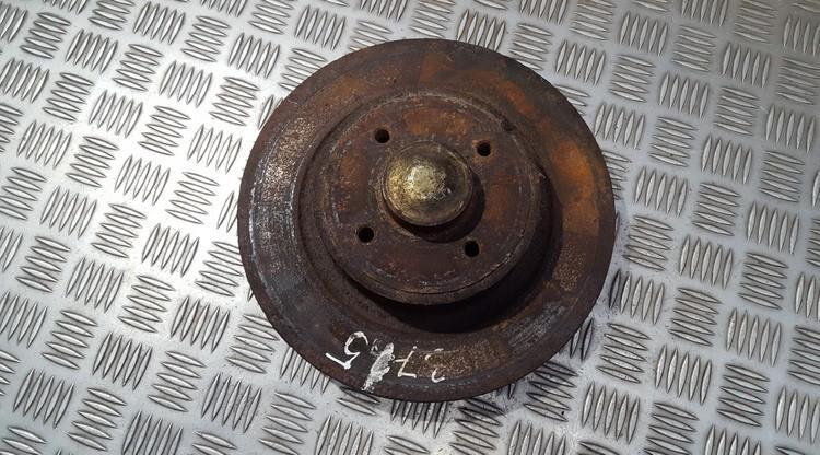 Galinis stabdziu diskas used used Renault SCENIC 2005 1.5