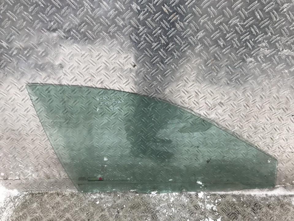 Volvo  V40 Door-Drop Glass front right