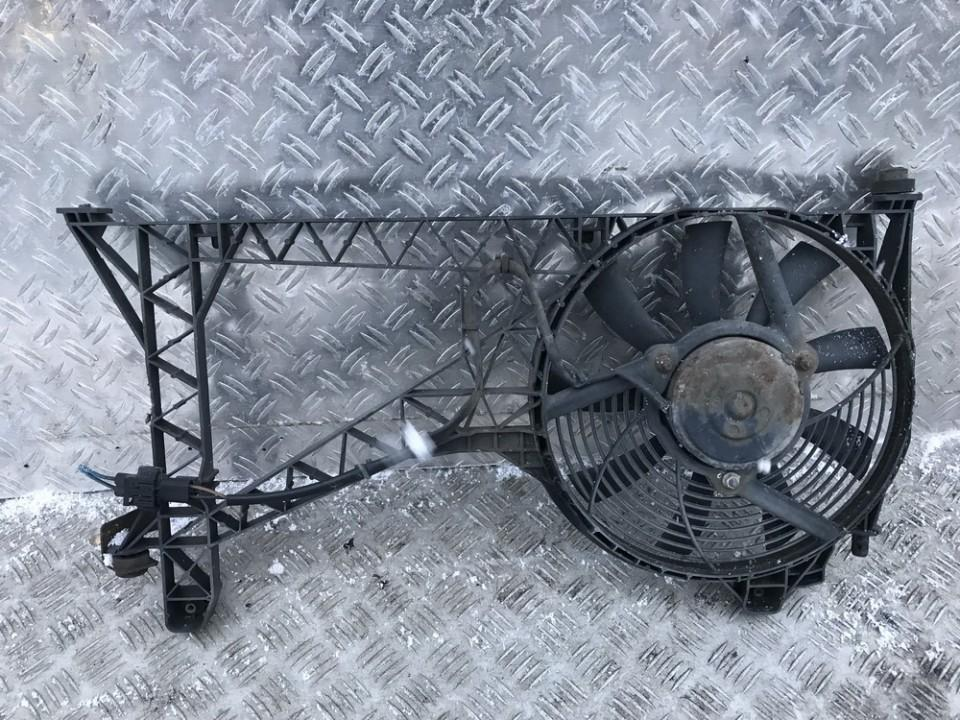 Difuzorius (radiatoriaus ventiliatorius) 756425h mc1018 Rover 25 1999 2.0