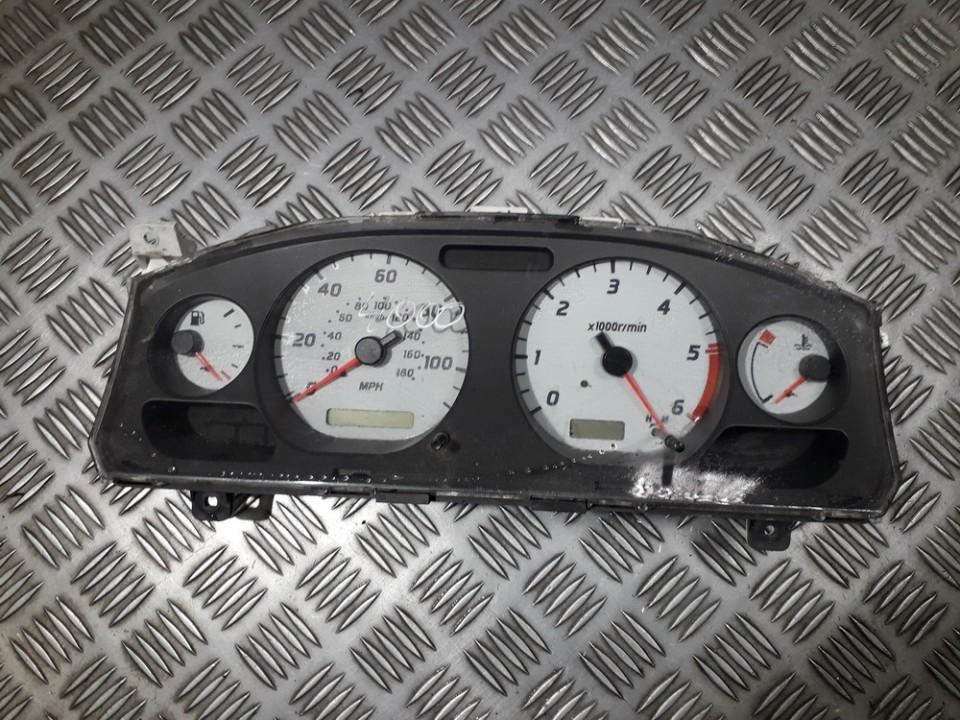 Spidometras - prietaisu skydelis 24812vk010 24812vk011,  Nissan NAVARA 2000 2.5