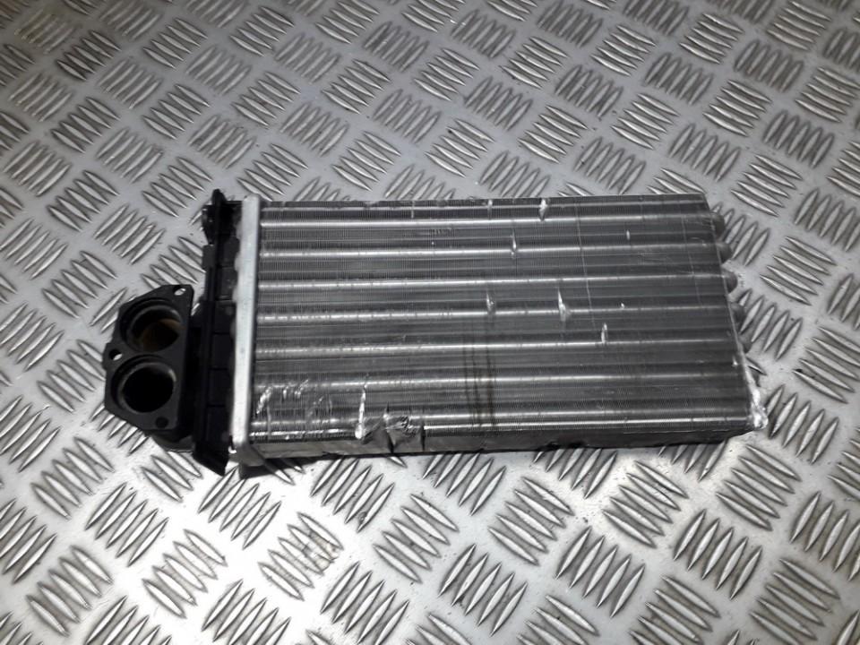 Salono peciuko radiatorius USED USED Citroen XSARA PICASSO 2003 2.0