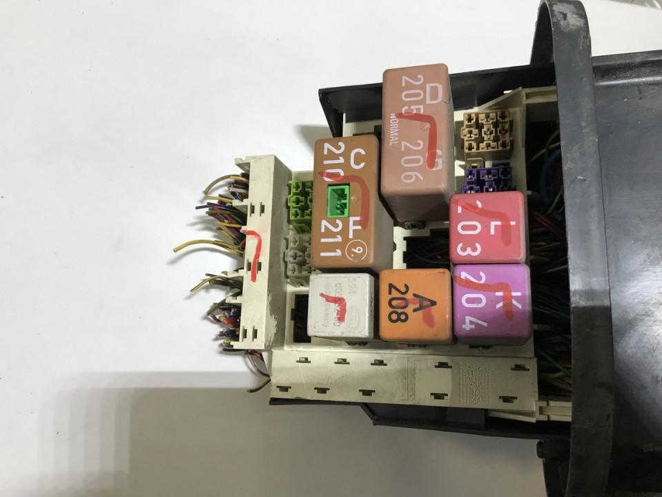 3515123 used fuse box volvo 850 1996 2 5l 8eur eis00512464