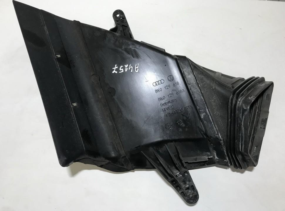 Патрубок воздушного фильтра (Шланг воздухоочистителя) 8k0129618 8k0129618a, 1020448s01 Audi A5 2008 3.0