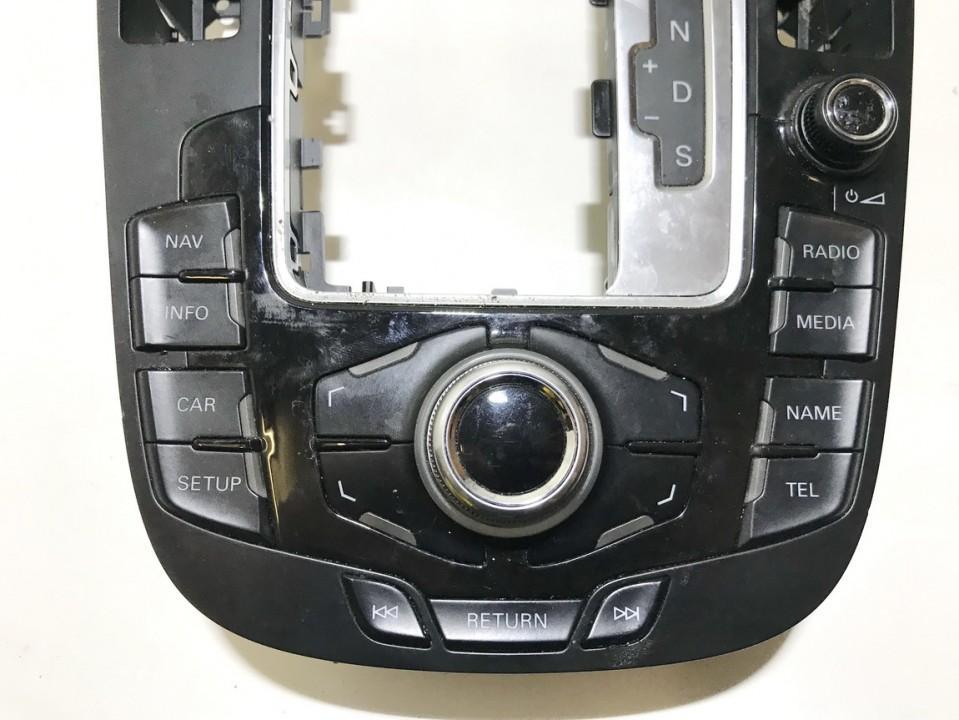 Borto kompiuterio valdymas Audi A5 2008    3.0 8t0919609wfx