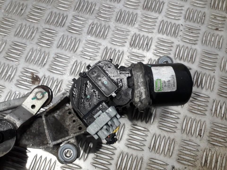 Priekinis langu valytuvu varikliukas used used Nissan QASHQAI 2007 1.6