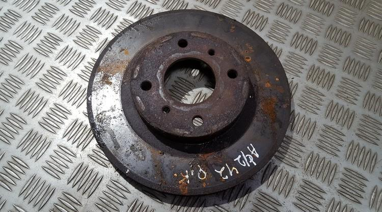 Priekinis stabdziu diskas used used Nissan ALMERA 2000 1.8