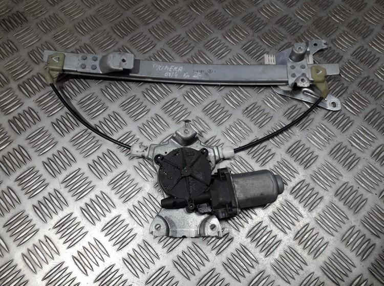Door winder mechanism (Window Regulator) front left side used used Nissan ALMERA 2000 2.2