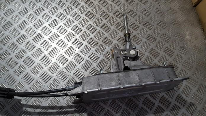 Begiu perjungimo kulisa mechanine 1k0711091b 1k0711061c Volkswagen GOLF 1999 1.9