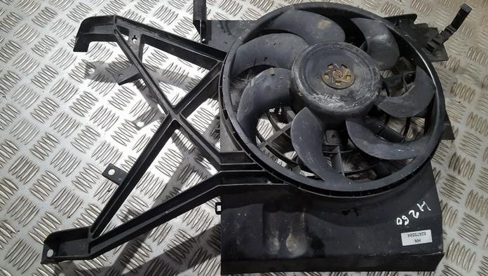 Difuzorius (radiatoriaus ventiliatorius) 52475594 52475660 Opel VECTRA 2004 1.9