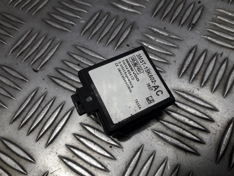 Kiti kompiuteriai 3m5t15k602ac 3m5t-15k602-ac, 5wk48941d Ford FOCUS 2002 1.8