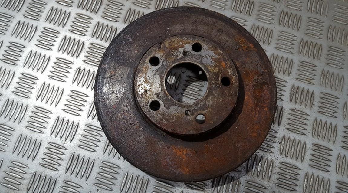 Priekinis stabdziu diskas used used Toyota AVENSIS VERSO 2004 2.0