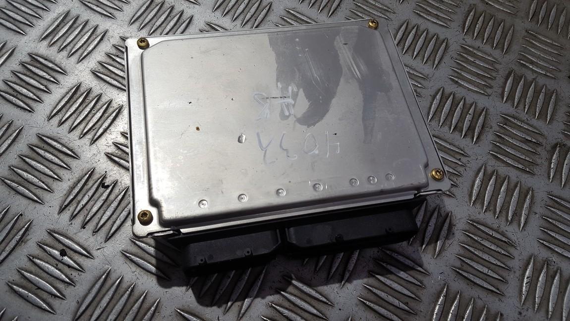 AIR SUSPENSION CONTROL MODULE AIRMATIC Audi A8 2003    4.2 4e0907553e