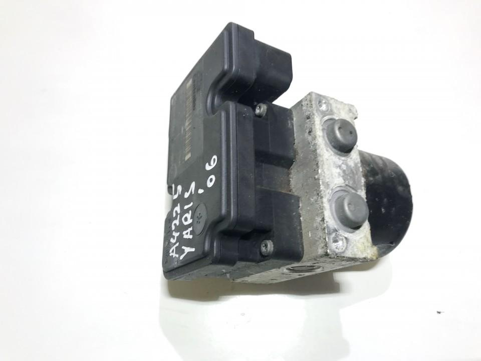 ABS blokas 895410d040 89541-0d040, 062109-07463, 44510-0d030, 062192-05164,  Toyota YARIS 2006 1.3