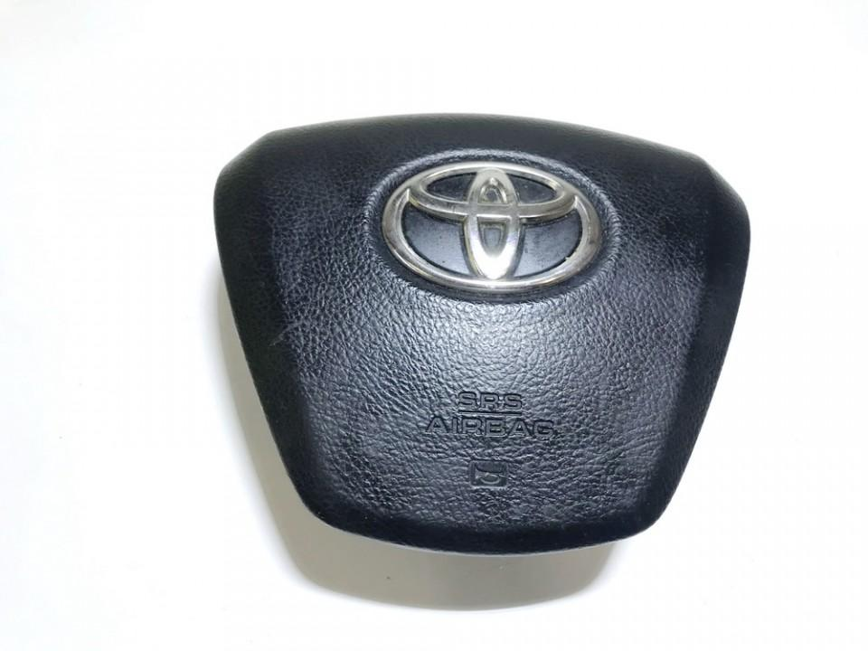 Vairo oro pagalve Toyota  Avensis