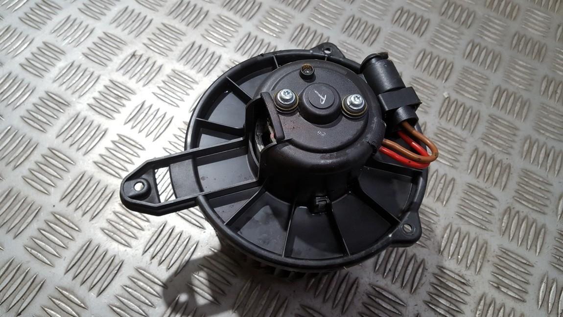 Salono ventiliatorius 0130111202 4b1820021b mf016070-0362 Audi A6 2001 2.5