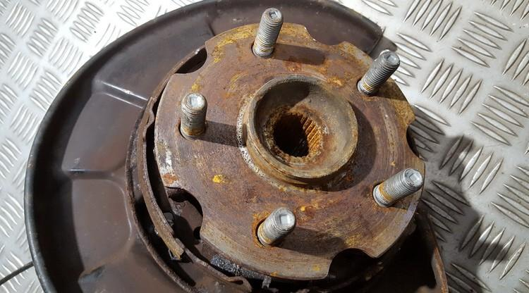 Steering knuckle - rear left used used Toyota RAV-4 2003 2.0
