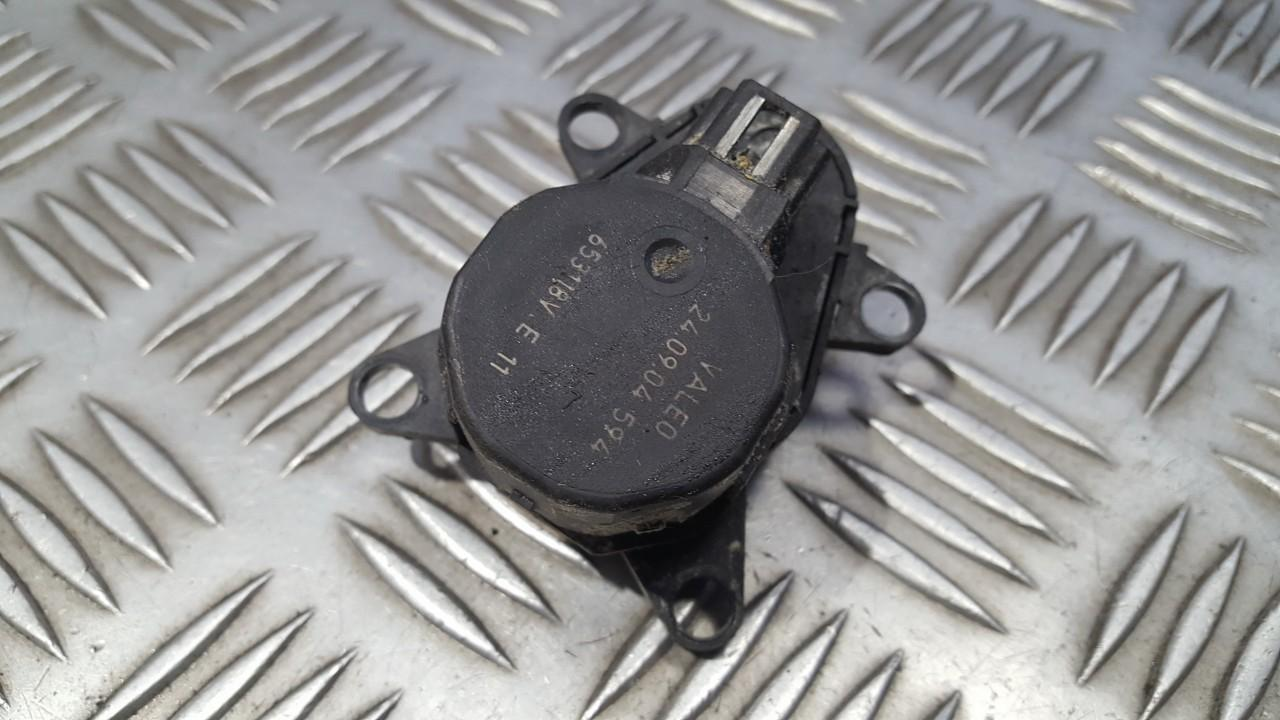 Peciuko sklendes varikliukas 653118VE11 240904594 Renault CLIO 2002 1.2