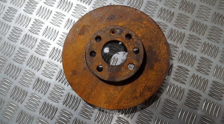 Opel  Astra Priekinis stabdziu diskas
