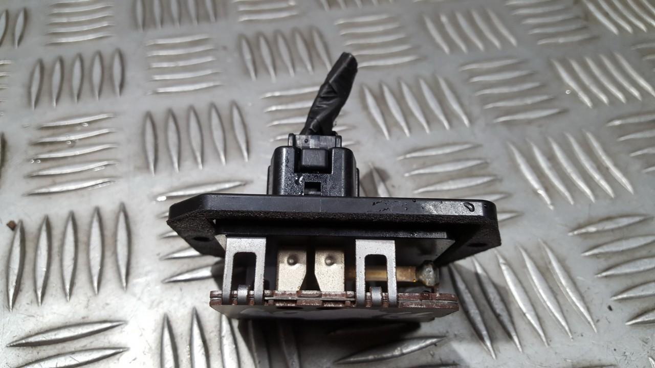 Heater Resistor (Heater Blower Motor Resistor) USED USED Toyota AURIS 2008 2.0