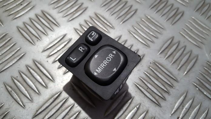 Wing mirror control switch (Exterior Mirror Switch) 769747b 183575 Toyota AVENSIS VERSO 2002 2.0
