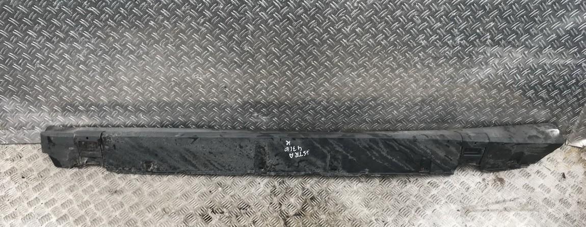 Plastmasinis slenkstis kairys 90560745 used Opel ASTRA 1998 2.0