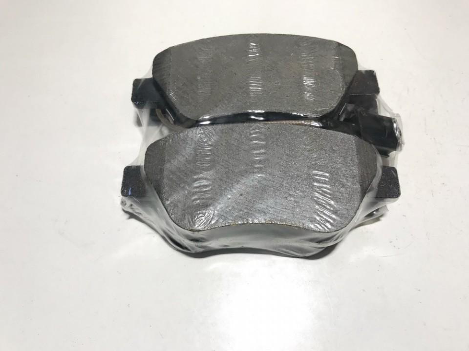 Brake Pads - Brake Lining (Disc) Fiat Grande Punto 2007    1.2 dp11466rs