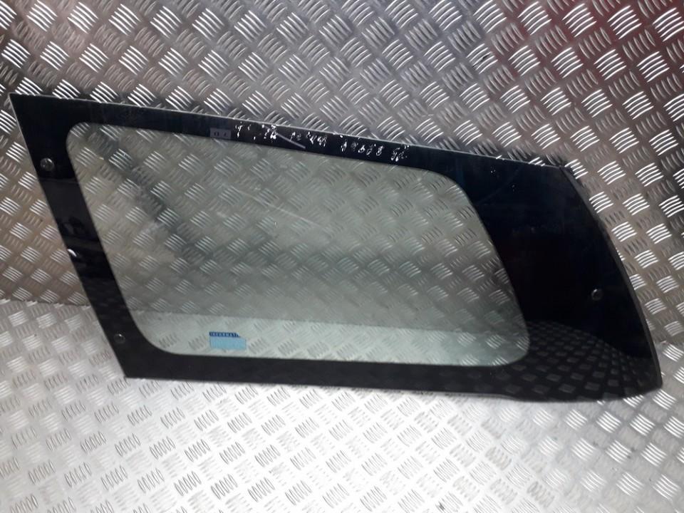 Rear Left  side corner quarter window glass  used used Subaru LEGACY 1999 2.5