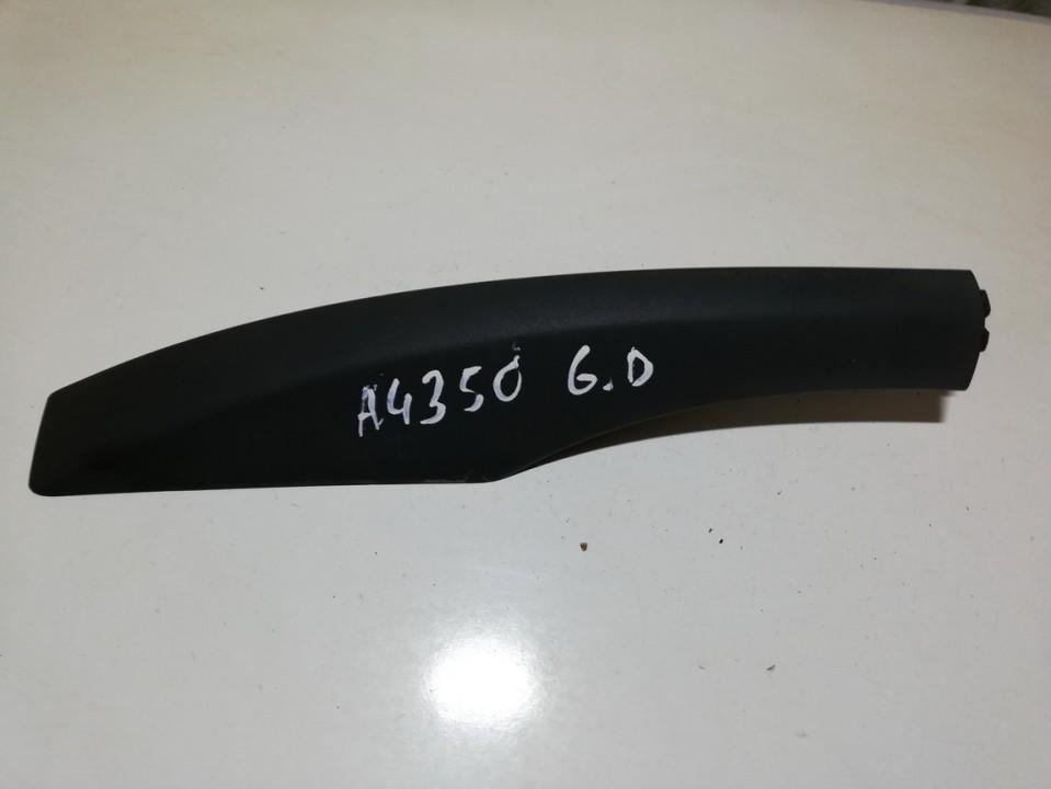 Stogo rago dangtelis  G.D. 4x43n551a82a 4x43-n551a82-a   4x43-n551a82-b Jaguar X-TYPE 2002 2.5
