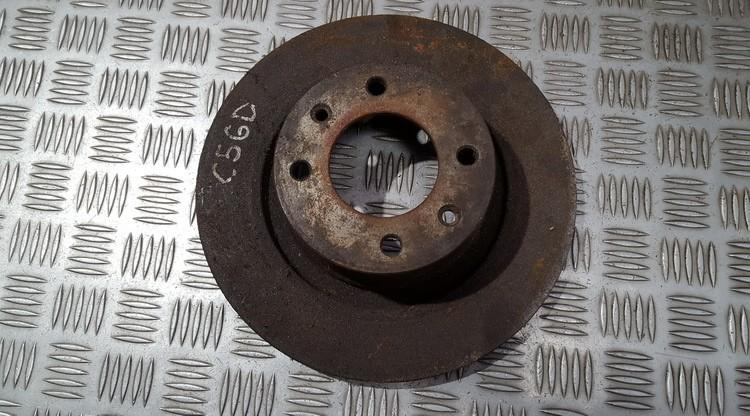 Galinis stabdziu diskas used used Citroen C5 2003 2.0