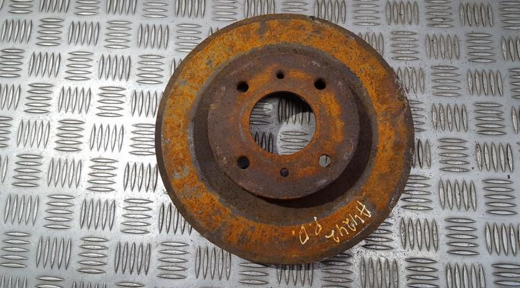 Priekinis stabdziu diskas used used Nissan ALMERA 1996 1.4