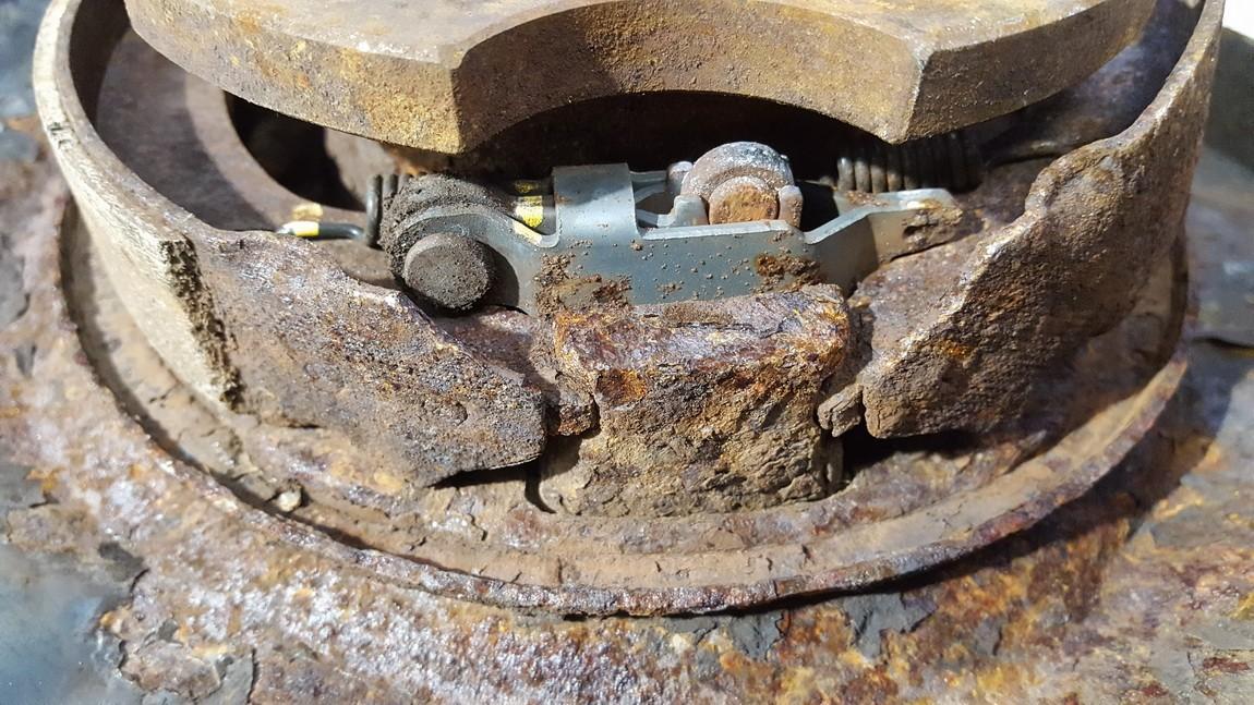 Rankinio stabdzio mechanizmas used used SsangYong RODIUS 2007 2.7
