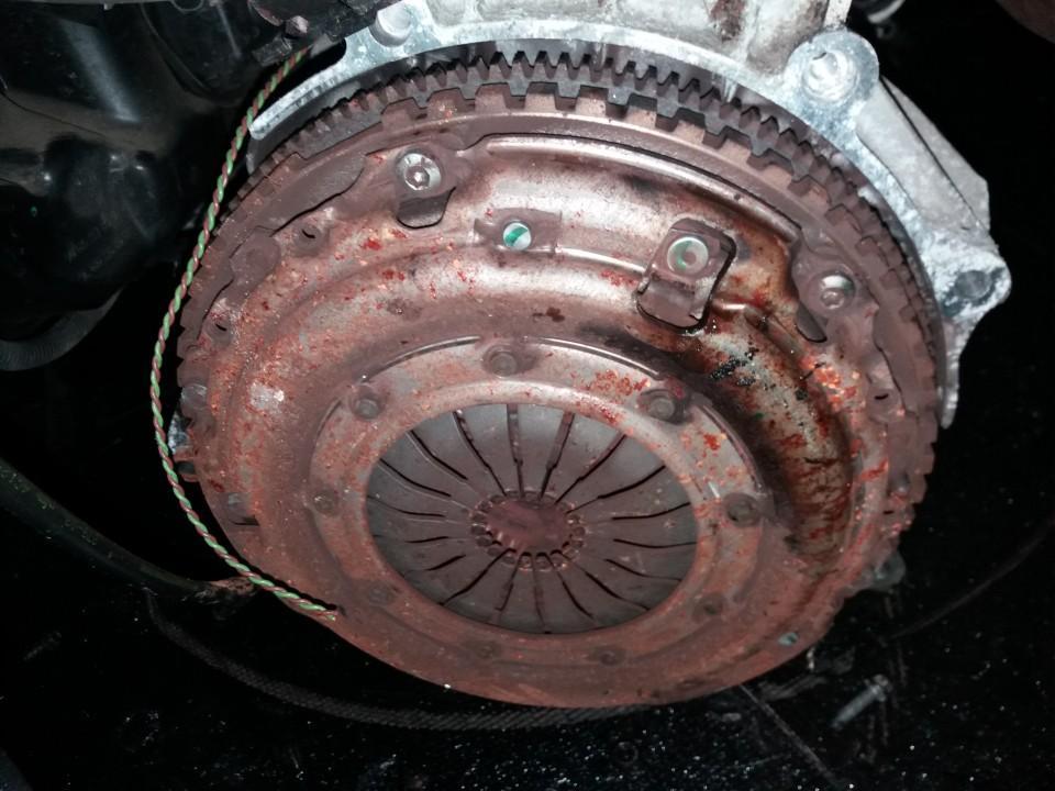 Sankabos komplektas USED   Citroen XSARA PICASSO 2003 1.8