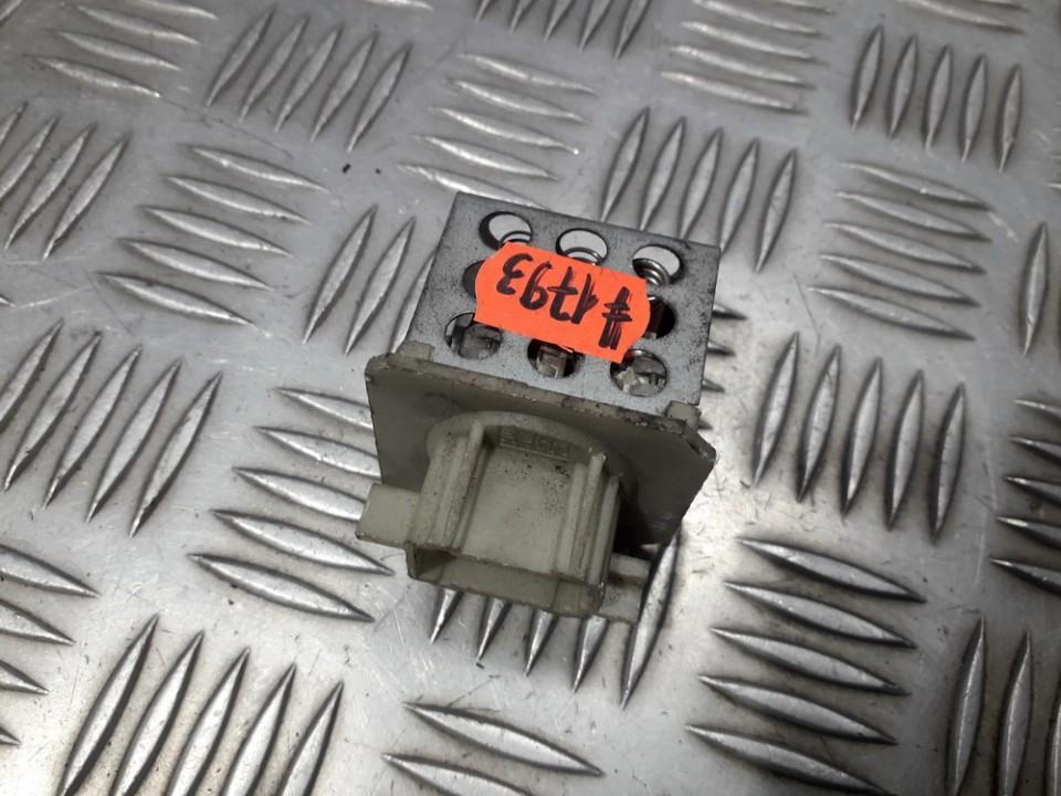 Резистор отопителя от производителя  38574 used Peugeot 206 2000 1.1