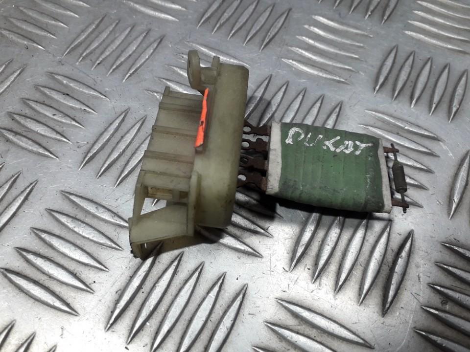 Peciuko reostatas (ezys) (ventiliatoriaus rele) a64133699a used Renault MASTER 2005 2.5