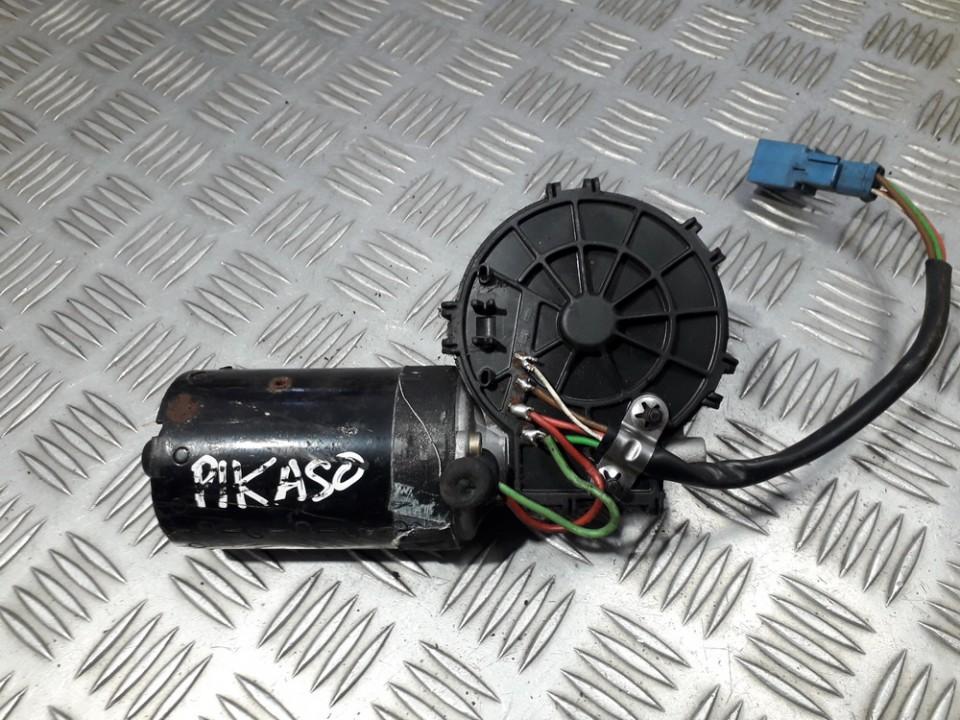 Priekinis langu valytuvu varikliukas 0390241444 used Citroen XSARA PICASSO 2000 1.8