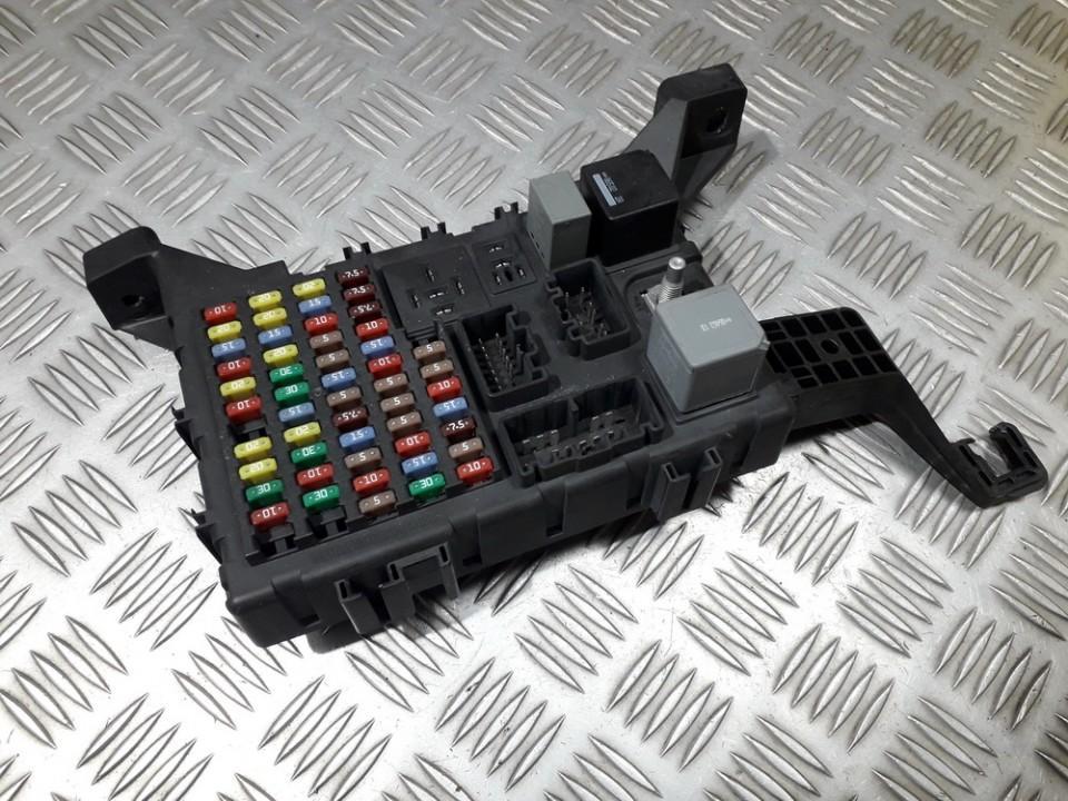 4x4314a073ae 4x43-14a073-ae, 518904206 fuse box jaguar x-type 2005 2 2