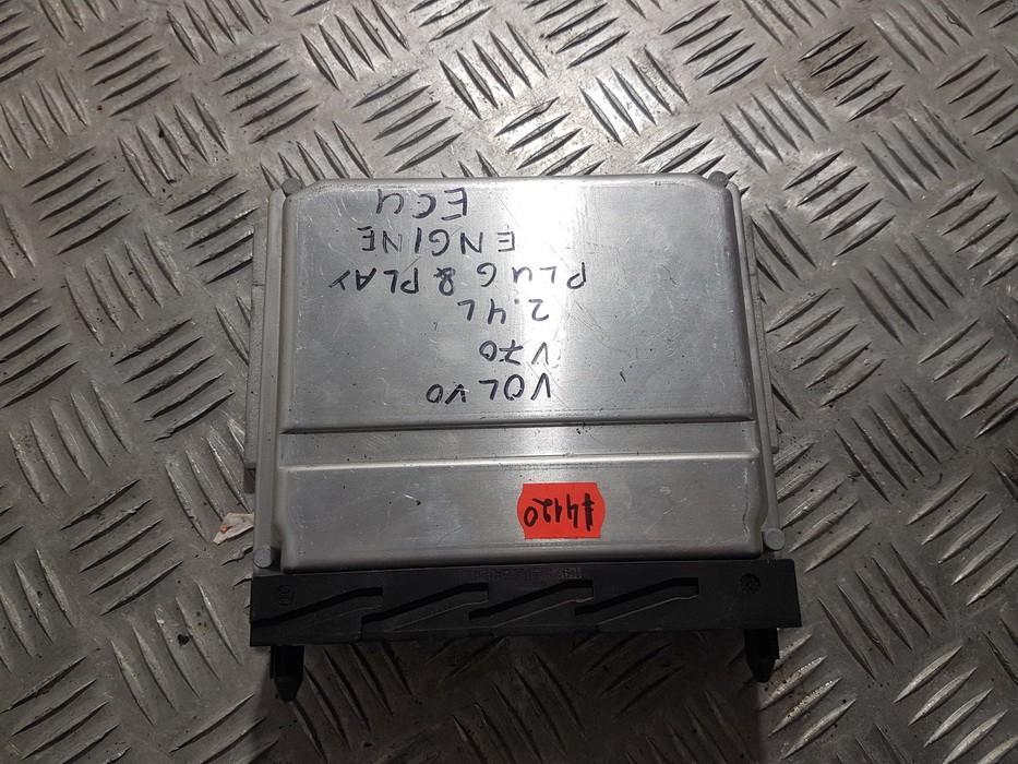 Variklio kompiuteris 0261207712 1039s00000 08675760a Volvo V70 1998 2.5